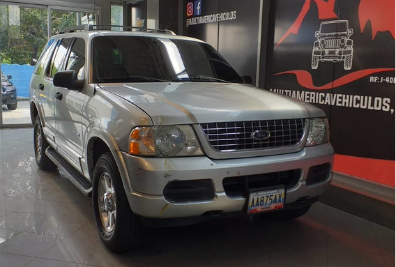 Ford Explorer 4x4 Sport Wagon