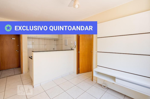 Apartamento No 1º Andar Com 1 Dormitório E 1 Garagem - Id: 892975651 - 275651