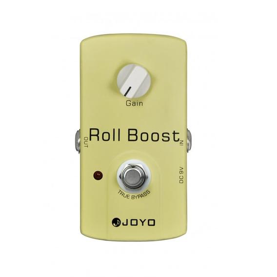 Pedal Joyo Roll Boost | Jf 38 | Para Guitarra