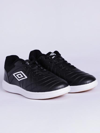 Tênis Futsal Masculino Umbro Special Cup Low Preto/branco