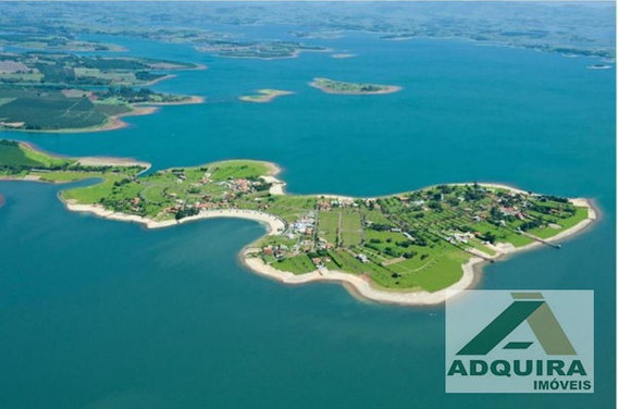 Terreno Em Condomínio No Residencial Ilha Bella - 3970-v