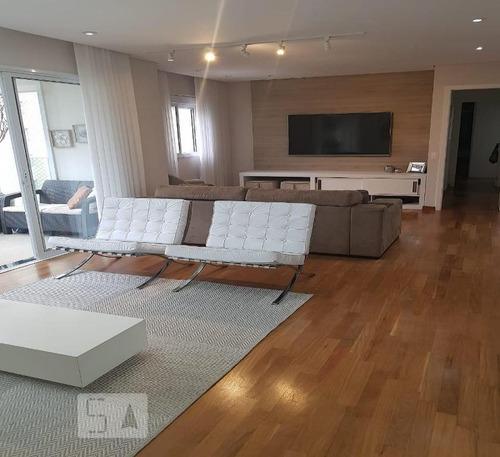 Apartamento À Venda - Panamby, 3 Quartos,  132 - S893122951