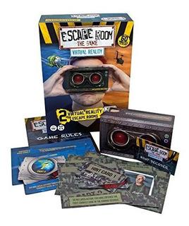 Juego De Escape En Realidad Virtual Escape Room The Game: Vi