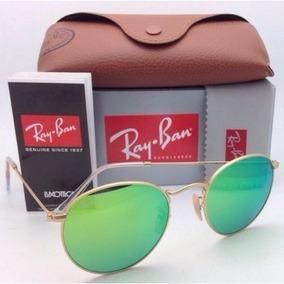 6256e18e4 Oculos Rayban Espelhado - Óculos De Sol no Mercado Livre Brasil