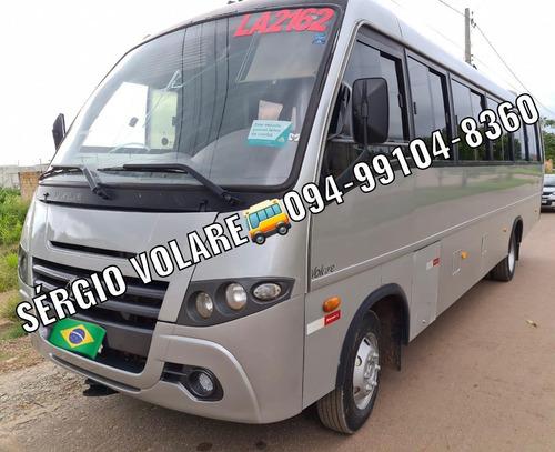 Micro Ônibus Volare V9l Executivo Cor Prata 2017