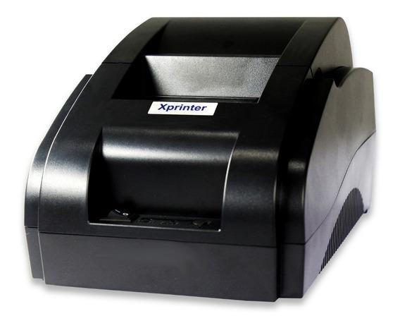 Impressora Térmica Não Fiscal 58mm E 10 Bobinas