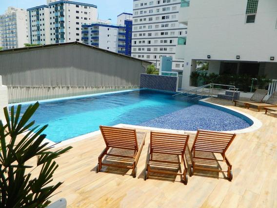 Apartamento Praia Grande Novo Só R$ 260 Mil Ref: 7860 C