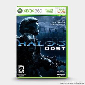 Halo 3 Odst - Original P Xbox 360 - Novo