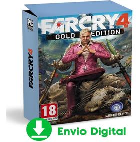 Far Cry 4 Pc Gold Edition Todas Dlc