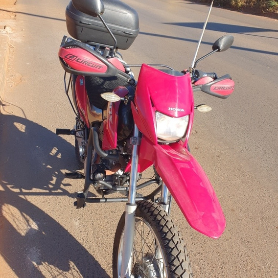 Honda Nxr Broz 150 Es