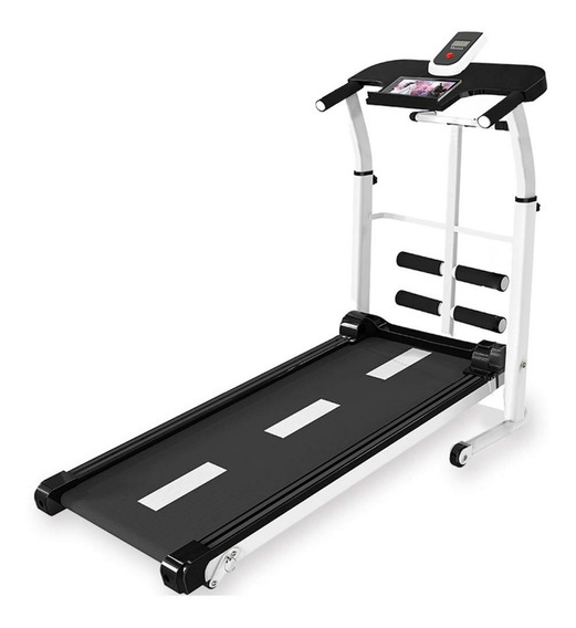 Trotadora Plegable Plus Home Fitness