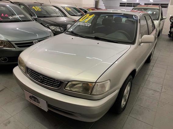 Toyota Corolla 1.8 Xei Automático 2001 Raridade