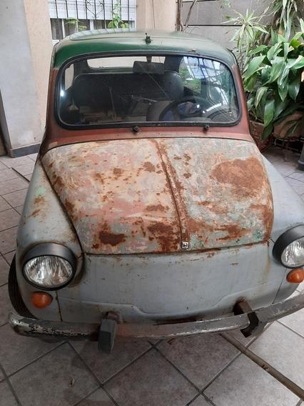 Fiat Fiat 600 R Para Restaurar