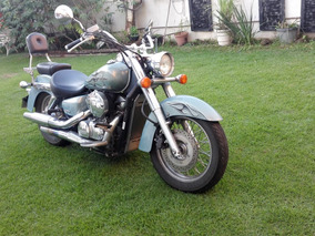Honda Shadow 750cc 2009