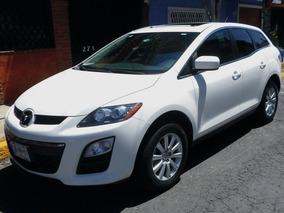 Mazda Cx-7, Quemacocos, Asientos De Piel, Muy Buena