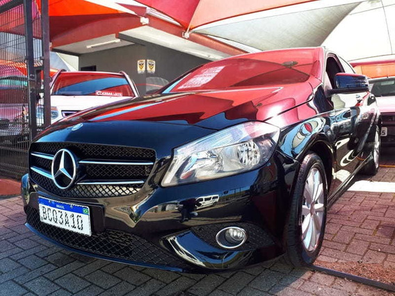 Mercedes-benz A200 1.6 Turbo 2014
