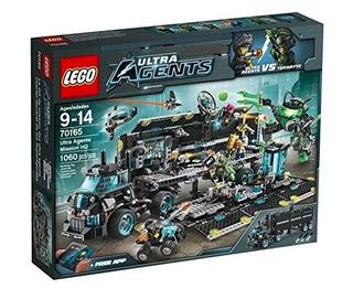 Lego Agents Ultra 70165 Nuevos Sellados!!