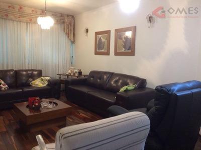 Casa Residencial À Venda, Jardim Hollywood, São Bernardo Do Campo - Ca0423. - Ca0423