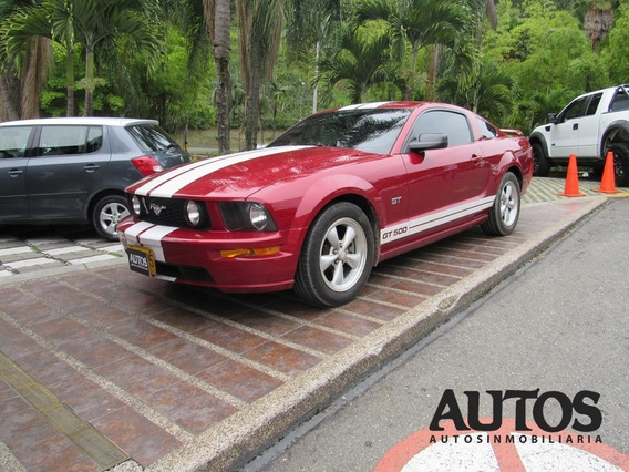Ford Mustang Gt At Coupe Cc4600