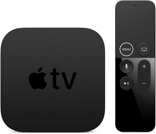 Apple Tv Mqd22lz/a 5ª Geração 32gb 4k Lacrado New Apple Tv