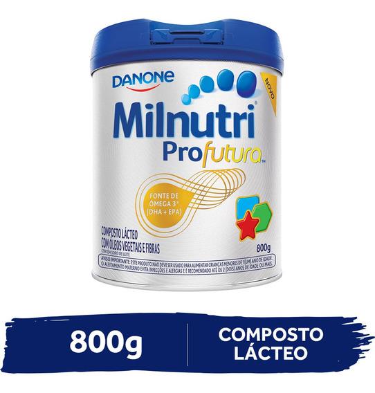 Milnutri Profutura Composto Lácteo Infantil 800g