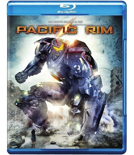 Blu-ray  Pacific Rim   Círculo De Fogo