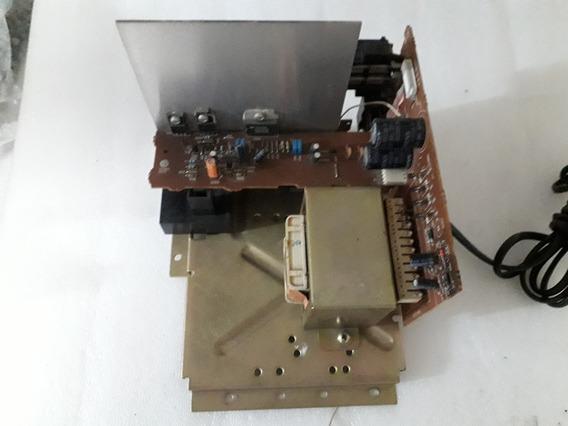 Placa De Saída+transformador Som Gradiente E-600 - P/ Peças