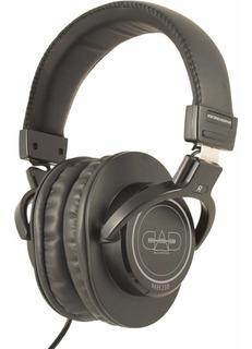 Auriculares De Estudio Cad Audio Mh210 Cerrados Negros