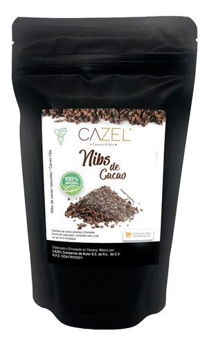 Imagen 1 de 3 de Nibs De Cacao 200g Natural Oaxaca Cacao Criollo