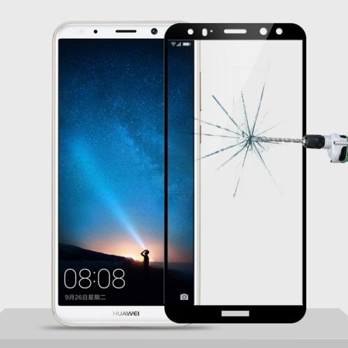 Para Huawei Mofi Maimang 6 Compañero 10 Lite 9h Blanco
