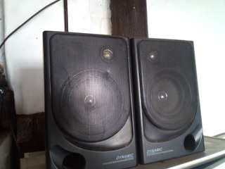 Parlantes Dynamic Chicos