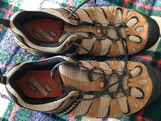 Zapatillas Merrell 12 Correspondiente A Nuestra Escala 45.