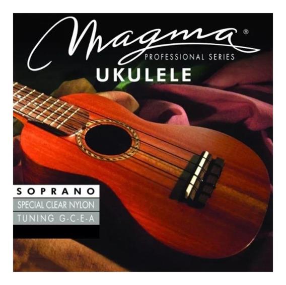 Magma Uk100n Encordado Para Ukelele Soprano