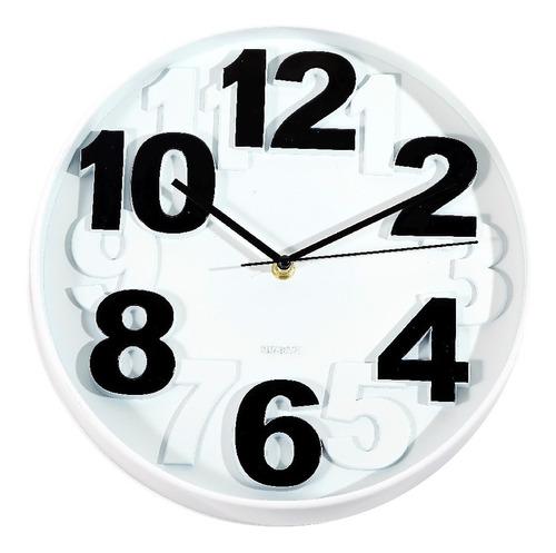 Reloj De Pared 3d De 30cm-tutti