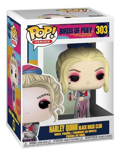 Funko Pop Harley Quinn Black Mask Club Cuotas