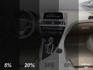 Vidrios Polarizados+ Pelicula Seguridad Carro +certificado
