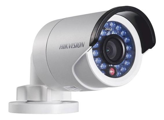 Câmera Bullet Hilook Thc-b110c-p 2.8mm 720p/ir20/ip66 4x1
