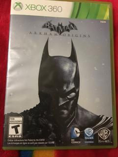 Batman Arkham Origins De Xbox 360