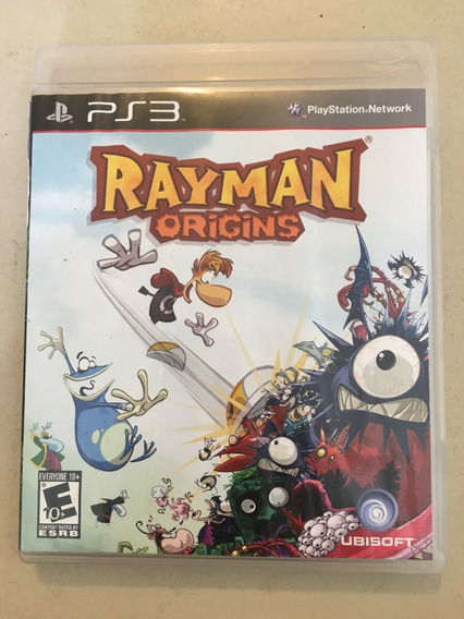 Game Ps3 Rayman Origins