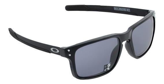 Óculos Oakley Holbrook Mix Matte Preto E Cinza