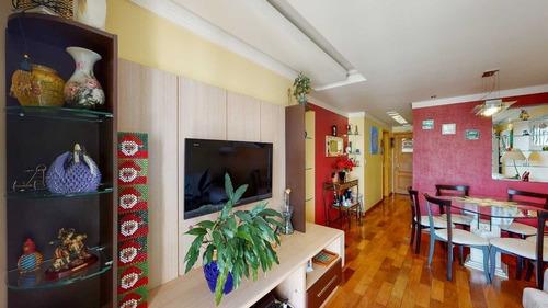 Imagem 1 de 28 de Apartamento À Venda No Bairro Mandaqui - São Paulo/sp - O-17298-28403