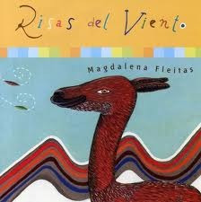 Imagen 1 de 7 de Cd Risas Del Viento De Magdalena Fleitas