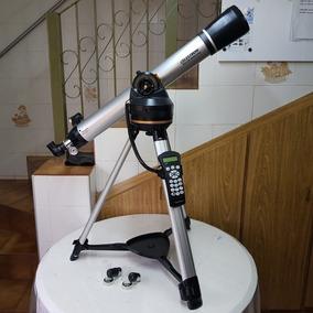 Telescópio 80mm F11 Refrator Go To Computadorizado Celestron