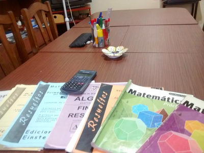 Clases Particulares De Matemática, Física. Monte Grande.