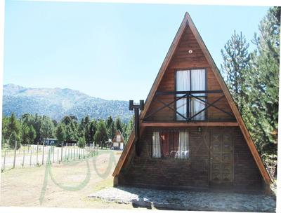 Alquiler De Cabaña En Moquehue