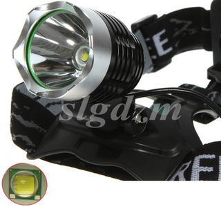 Lanterna De Cabeça Led Super Potente - Bike Pesca Moto