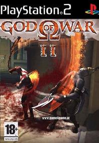 God Of War 2 Ps2 Frete Grátis!!! Leia O Anúncio!!!