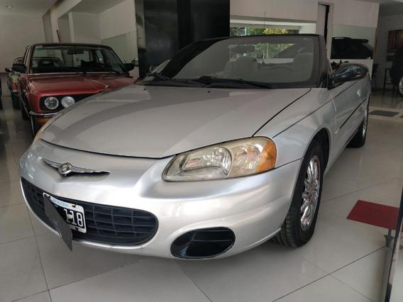 Chrysler Sebring Lx Cabriolet 2003