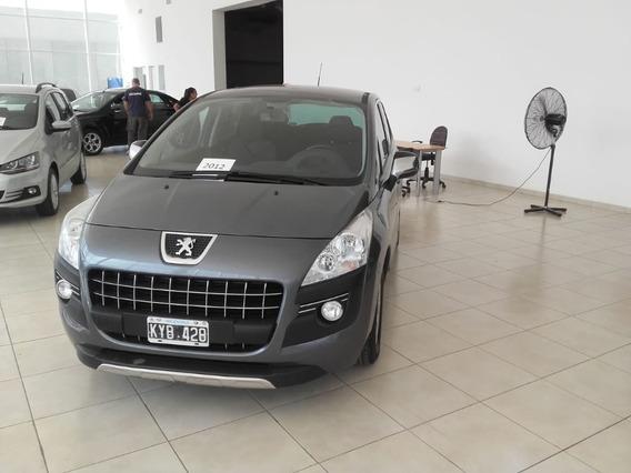 Peugeot 3008 1,6 Premieum 2012