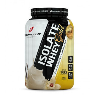 Whey Gold Isolate Definition(isolada E Hidrolizada) 1800g